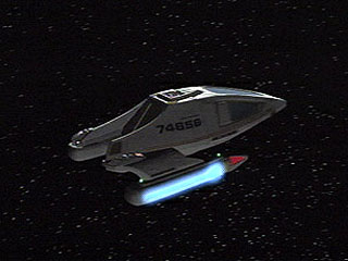 ", Star Trek Voyager – 2.15 – ""Die Schwelle"" (""Threshold"") Review"