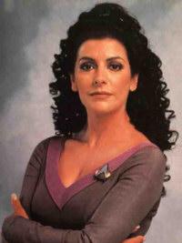 , Deanna Troi – Die Königin der Schmerzen