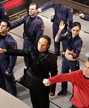 "enterprise im finsteren spiegel 2, Star Trek Enterprise – 4.19 – ""Im finsteren Spiegel II"" (""In A Mirror, Darkly II"") Review"