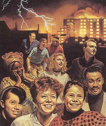 , Da wackelt der Turm: Zeugen Jehovas auf Zukunftia