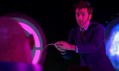 , Doctor Who, Staffel 4, Teil 1: Lust auf Doctorspiele?