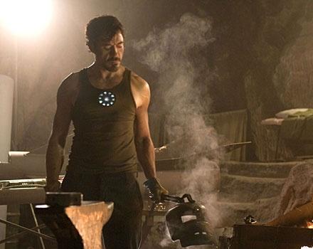 """, """"Iron Man"""" – Das Metallhammer-Review."""
