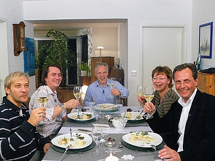 ", Trashtest à la carte: ""Das perfekte Dinner"""