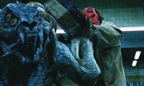 ", ""Species 2001 – Hellboy im Weltraum"" (3 Reviews)"