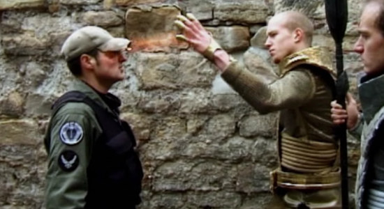 ", ""Stargate Combination"": Review des Fanfilms"