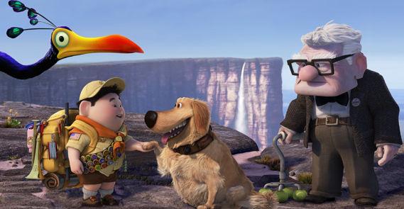 """, """"Oben"""" – Hebt Pixar erneut ab?"""