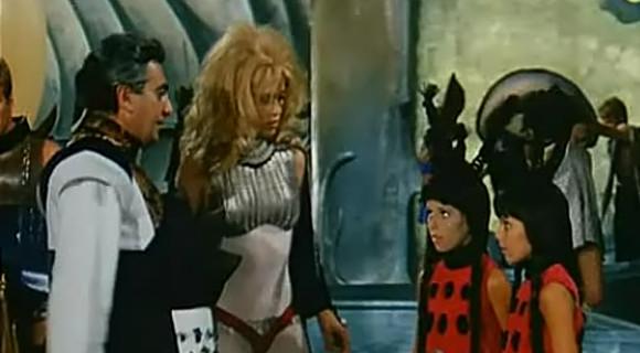 """barbarella, """"Barbarella"""" (1968) – Das KLASSIK-Review"""