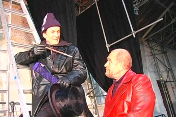 """, """"Daniel der Zauberer"""" – """"Die Polizei sollte man holen, ist ja unmöglich!"""""""
