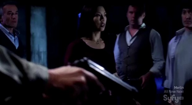 """, Stargate Universe – 1.12 – """"Uneins"""" (""""Divided"""") Review"""