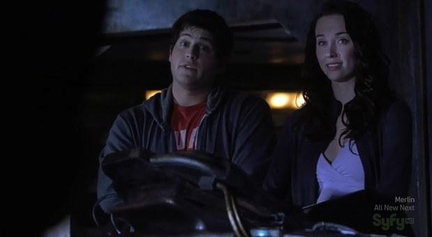 ", Stargate Universe – 1.14 – ""Der genetische Code"" (""Human"") Review"