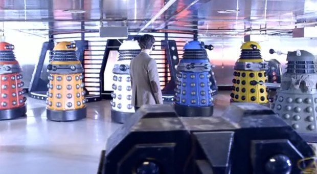 ", Doctor Who – 5.03 – ""Victory of the Daleks"""