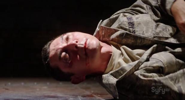 """, Stargate Universe – 1.18 – """"Die Luzianer-Allianz"""" (""""Subversion"""") Review"""