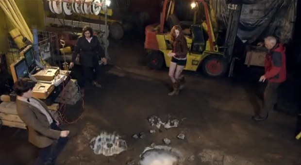 """, Doctor Who – 5.08 – """"The Hungry Earth"""""""