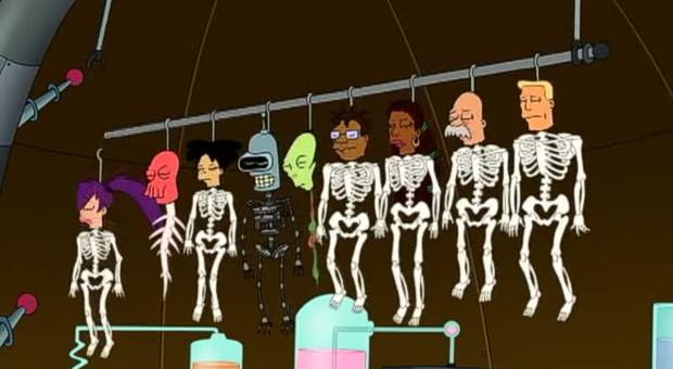 ", Futurama 2010 – Ein Neustart, Geschmacksrichtung: ""Neu"""