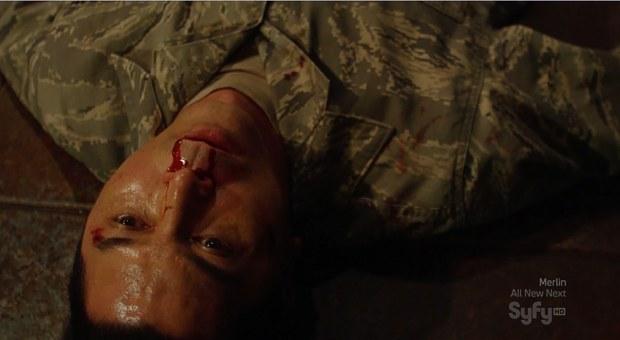 ", Stargate Universe – 1.19 – ""Feindlicher Übergriff I"" (""Incursion I)"" Review"