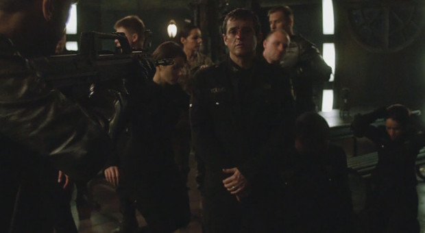 ", Stargate Universe – 1.20 – ""Feindlicher Übergriff II"" (Incursion II) Review"