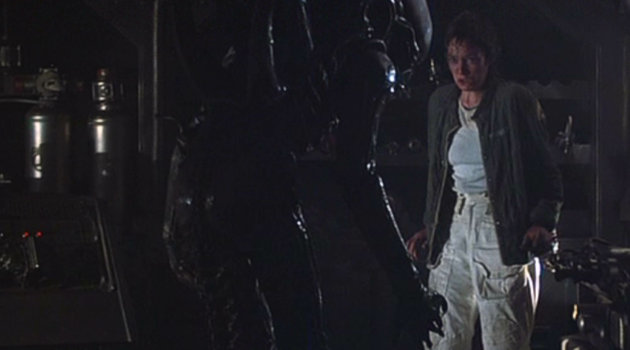 ", ""Alien"" (Director's Cut 2003) – Das Review"