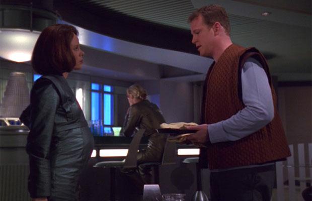 """, Star Trek Voyager – 7.16 – """"Die Arbeiterschaft I"""" (""""Workforce I"""") Review"""