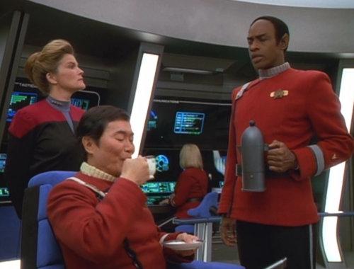 """, Star Trek Voyager – Staffel 3, Teil 1: """"Hüllenbrüche auf Deck Kim!"""""""