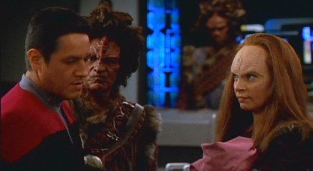 """, Star Trek Voyager – Staffel 2, Teil 7: """"… und am Sonntag ist Wanderta(r)g!"""""""