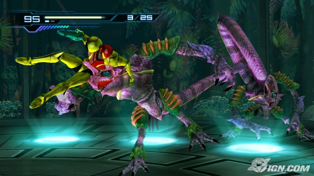 ", ""Metroid Other M"" – Review des Spiels"