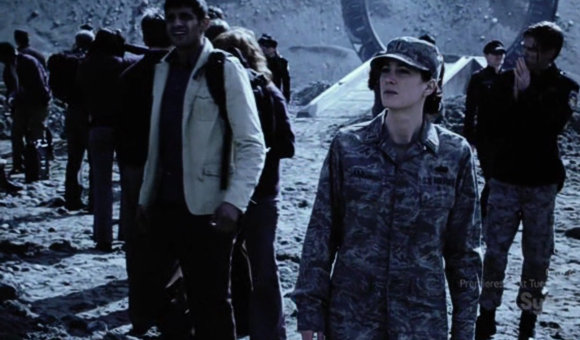 ", Stargate Universe – 2.01 – ""Intervention"" Review"