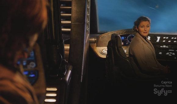 """, Stargate Universe – 2.02 – """"Nachwirkungen"""" (""""Aftermath"""") Review"""