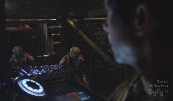 ", Stargate Universe – 2.03 – ""Angedockt"" (""Awakenings"") Review"