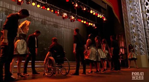 """, """"Glee"""" – Die Musicalserie mit dem Holzbein"""