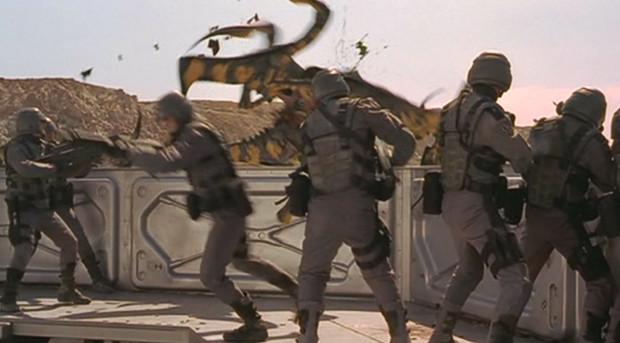 ", ""Starship Troopers"" – Das (geschnittene) Review"