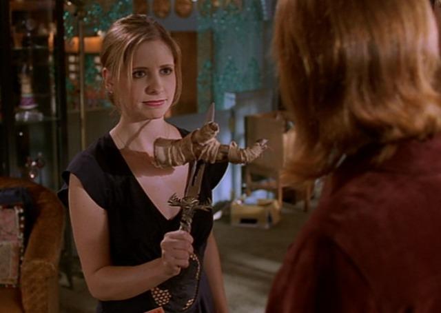 """, """"Buffy – Die Vampirjägerin"""" – Das Serienreview"""