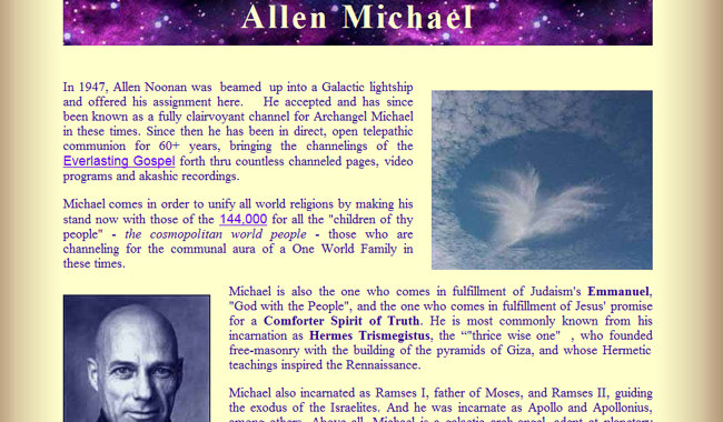 , Der große UFO-Sekten-Vergleichstest (V)