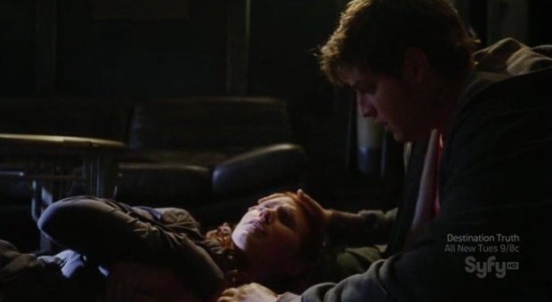 ", Stargate Universe – 2.14 – ""Hoffnung"" (""Hope"") Review"