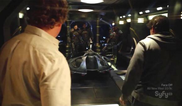 """, Stargate Universe – 2.11 – """"Erlösung"""" (""""Deliverance"""") Review"""