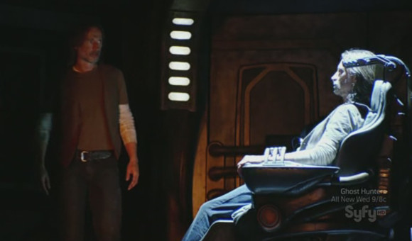 ", Stargate Universe – 2.12 – ""Zwillingsschicksale"" (""Twin Destinies"") Review"