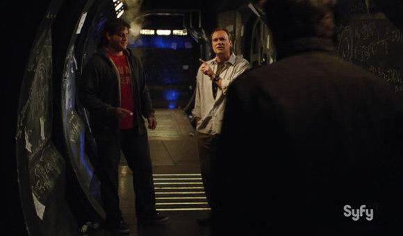 ", Stargate Universe – 2.15 – ""Trojanische List"" (""Seizure"") Review"