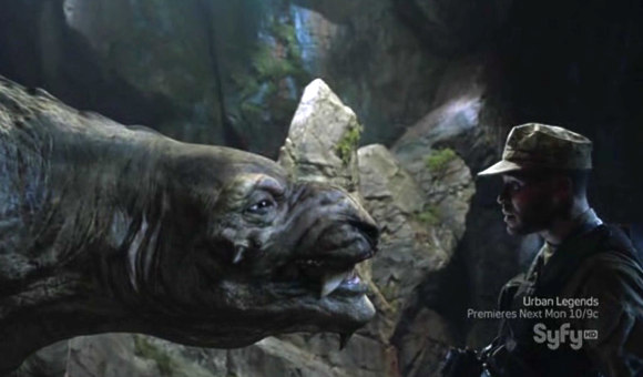", Stargate Universe – 2.16 – ""Die Jagd"" (""The Hunt"") Review"
