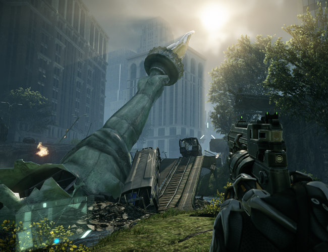 ", ""Crysis 2"" – Das Gamereview mit dem Knall"