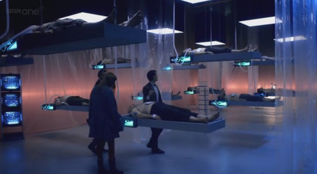 """, Doctor Who – 6.03 – """"The Curse Of The Black Spot"""" Review"""