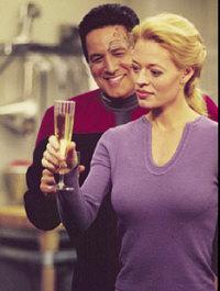 """, Star Trek Voyager – 7.18 – """"Menschliche Fehler"""" (""""Human Error"""") Review"""