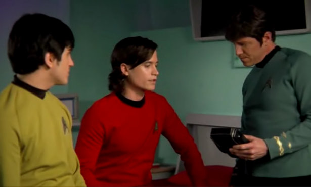 ", ""Star Trek Phase II"" – Ep. 6 – ""Enemy: Starfleet"" Review"