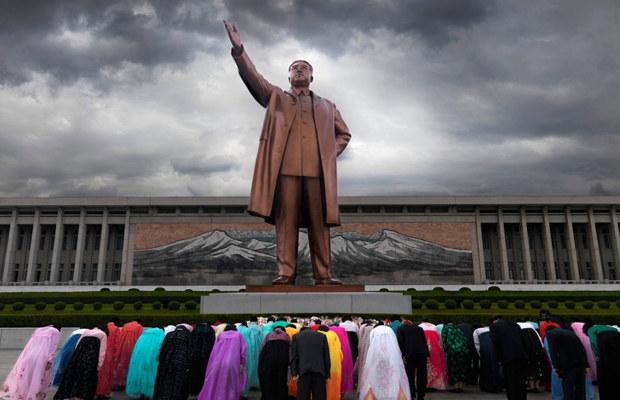 , Nordkorea – Rückwärts durch die Zeit