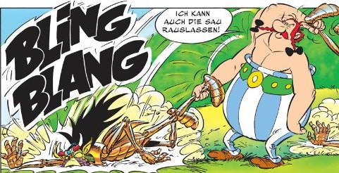 , Endlich Altenteil? – Nächste Asterix-Bände von Uderzo-Nachfolgern!