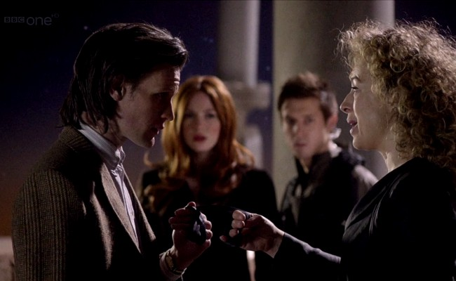 ", Doctor Who – 6.13 – ""The Wedding Of River Song"" Review"