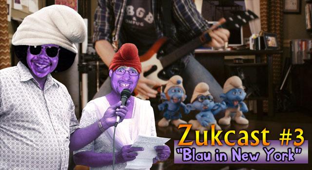 """, Zukcast #3 – Review zu """"Die Schlümpfe 3D"""""""