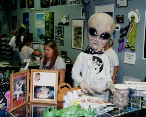 , Auf den Za'ahn gefühlt: Die Science Fiction im Interview!