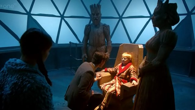 """, Doctor Who – """"The Docor, The Widow And The Wardrobe"""" Review"""
