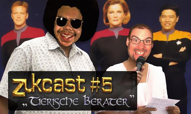 , Zukcast #5 – Sci-Fi-Serien im Test, Teil 2