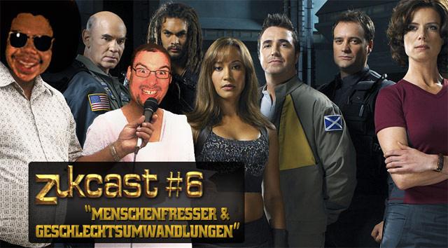 , Zukcast #6 – Sci-Fi-Serien im Test, Teil 3