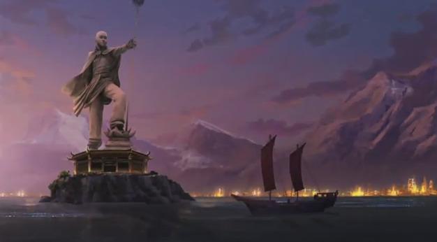 """, """"The Legend Of Korra"""" – Das Wohlfühl-Review zum Ausmalen"""
